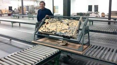 pinball machines australia