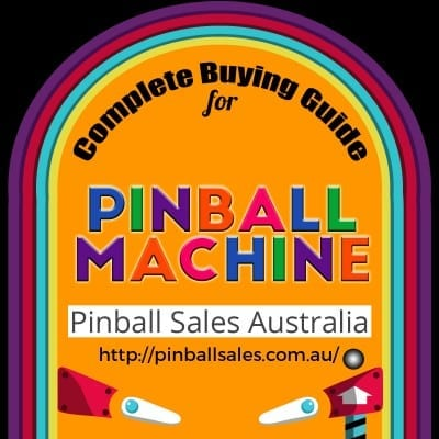 GUIDE FOR PINBALL MACHINE COVER