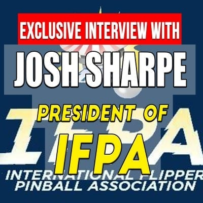 Interview with Josh Sharpe