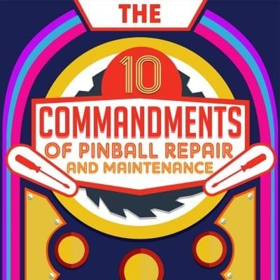 Pinball Repair and Maintenance
