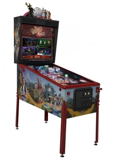 Wizard of OZ - 75th Anniversary Pinball Machine