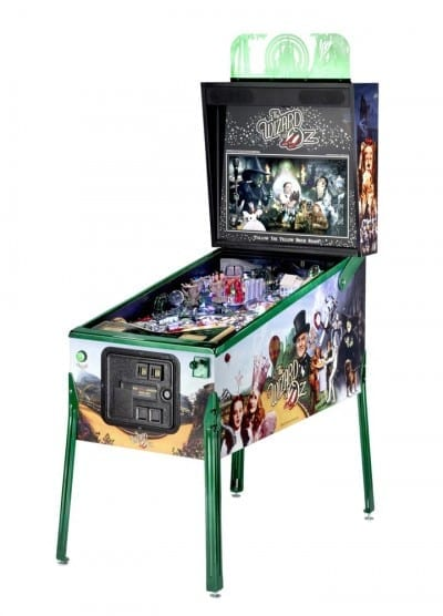 Wizard Of Oz – Emerald City Pinball Machine