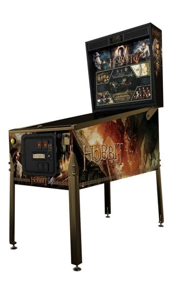 The Hobbit - Smaug Gold Edition Pinball Machine