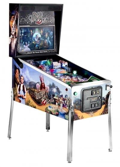Wizard Of OZ – Australian Edition Pinball Machine
