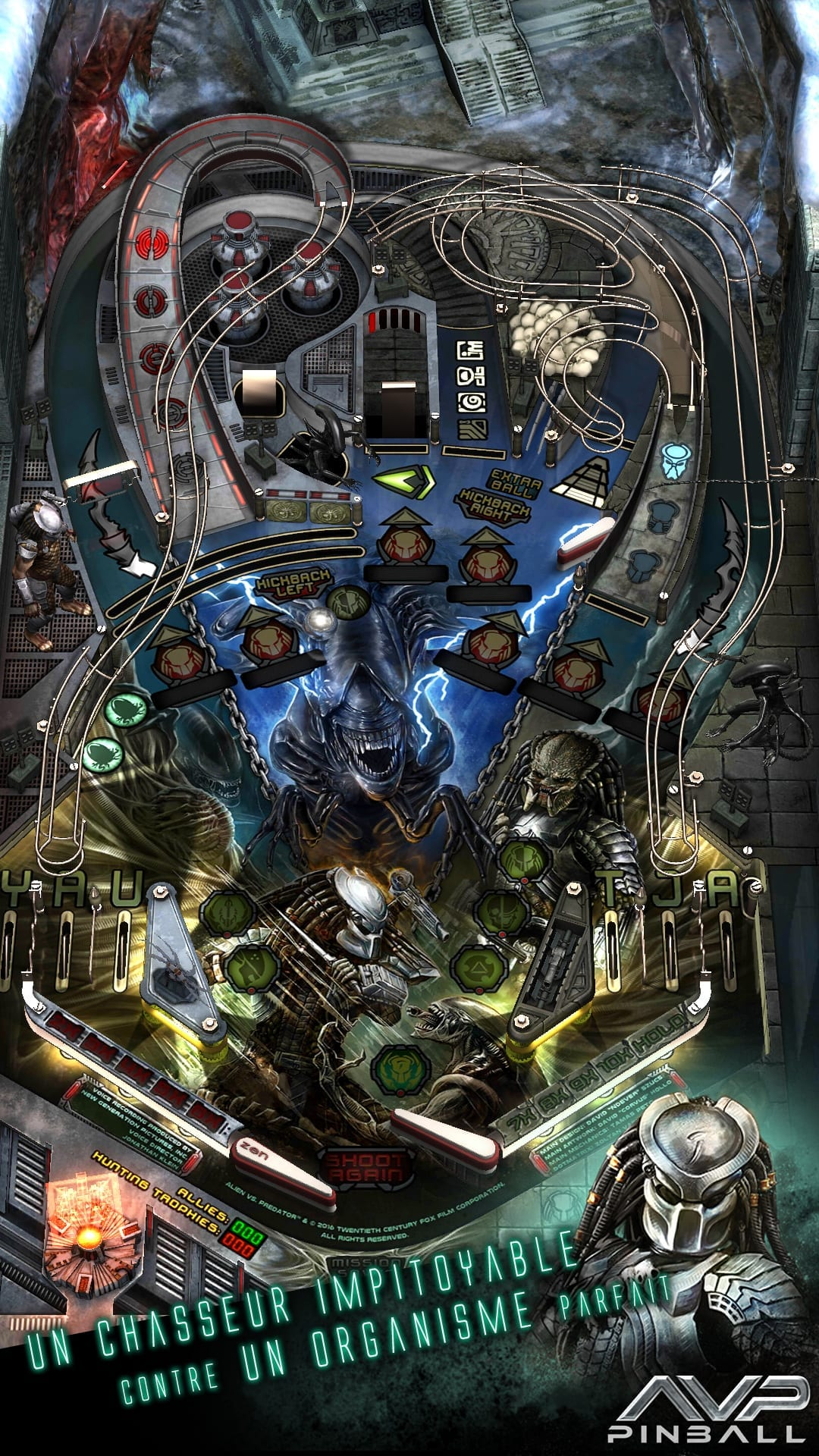 Aliens vs. Pinball - Pinball Game Apps