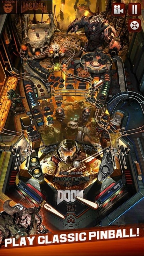 Bethesda Pinball Game Apps