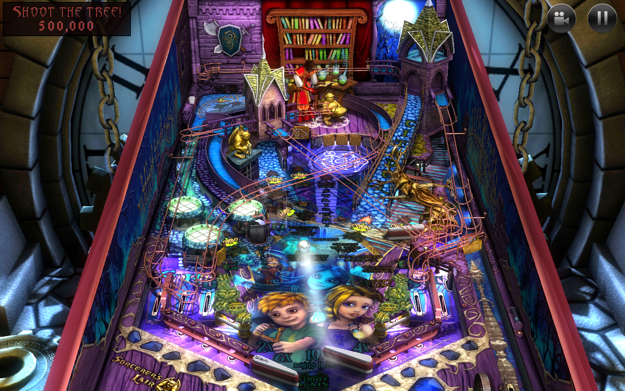 Zen Pinball Game Apps